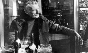 OLD PIC SAMUEL BECKETT